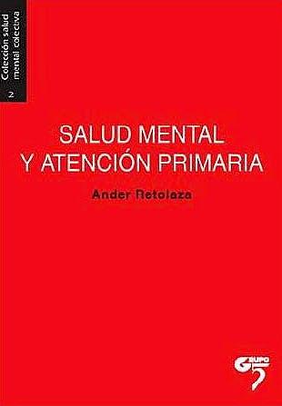 Portada del libro 9788494142819 Salud Mental y Atención Primaria