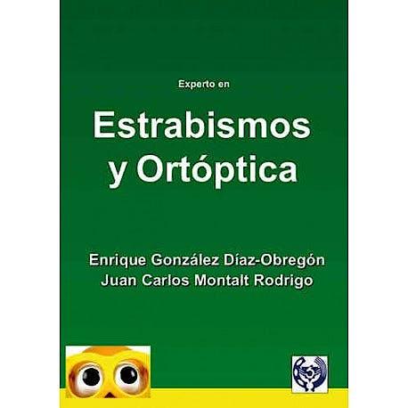 Portada del libro 9788494196652 Experto en Estrabismos y Ortóptica