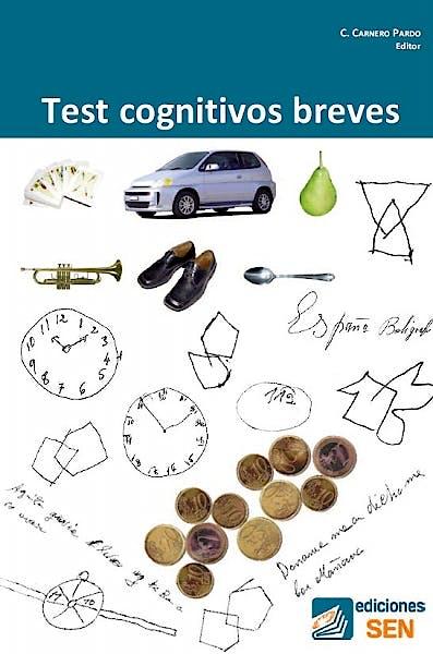 Portada del libro 9788494266164 Test Cognitivos Breves