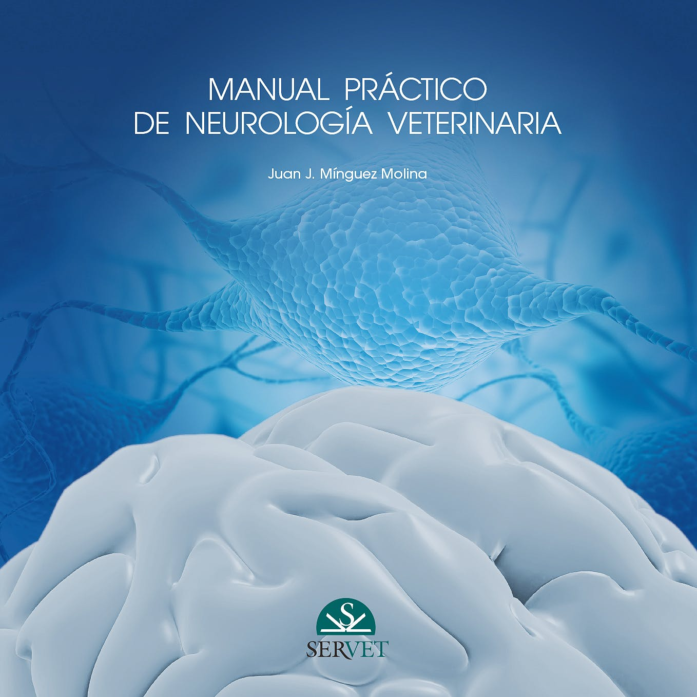 Portada del libro 9788494297618 Manual Practico de Neurologia Veterinaria, Vol. 1