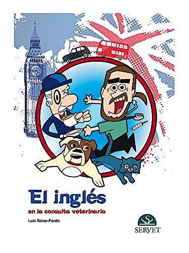Portada del libro 9788494297625 El Inglés en la Consulta Veterinaria