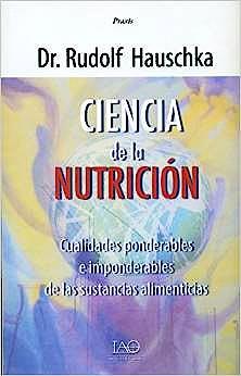 Portada del libro 9788494373510 Ciencia de la Nutricion