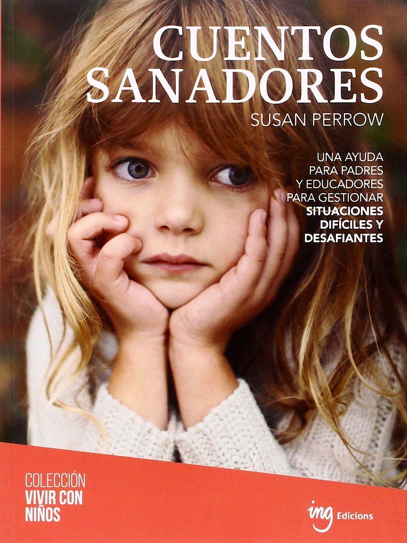 Portada del libro 9788494437960 Cuentos Sanadores