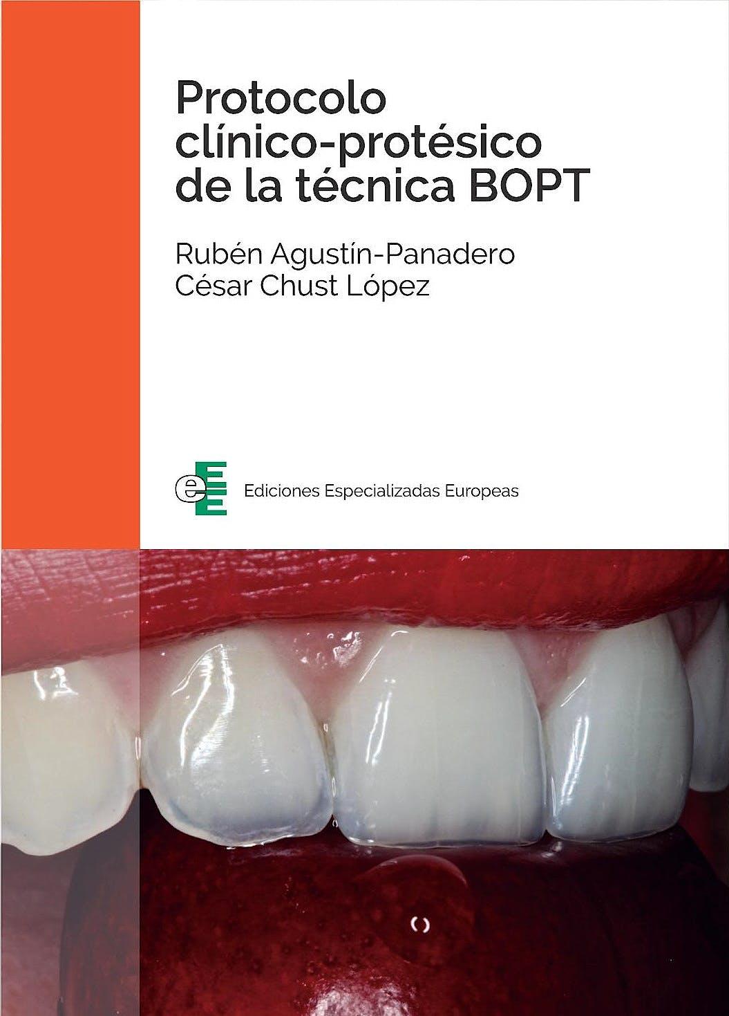 Portada del libro 9788494466328 Protocolo Clínico-Protésico de la Técnica BOPT
