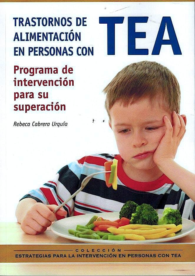 Portada del libro 9788494497537 Trastornos de Alimentación en Personas con TEA