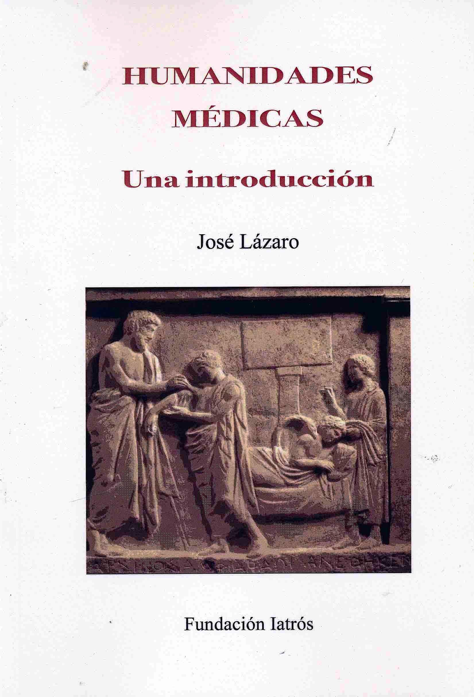 Portada del libro 9788494557118 Humanidades Médicas. Una Introducción