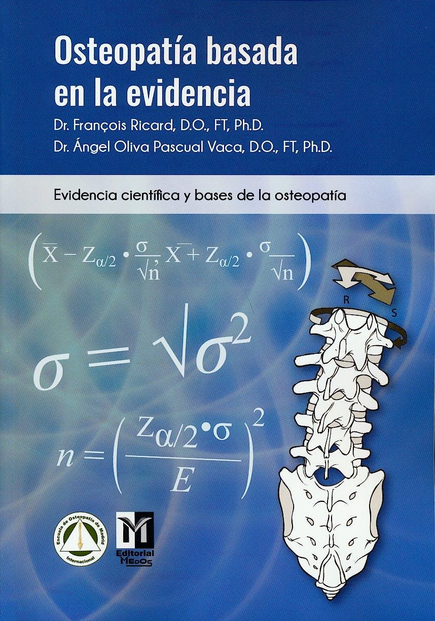 Portada del libro 9788494588235 Osteopatía Basada en la Evidencia. Evidencia Científica y Bases de la Osteopatía