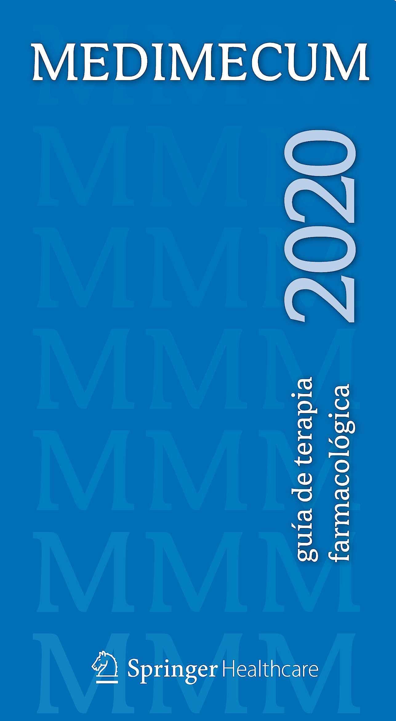 Portada del libro 9788494623462 MEDIMECUM 2020. Guía de Terapia Farmacológica