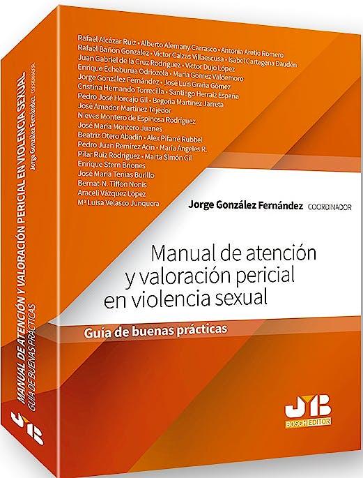 Portada del libro 9788494845390 Manual de Atención y Valoración Pericial en Violencia Sexual. Guía de Buenas Prácticas
