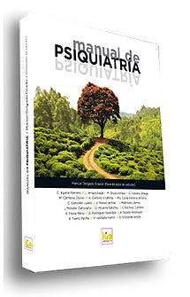 Portada del libro 9788494889578 Manual de Psiquiatría