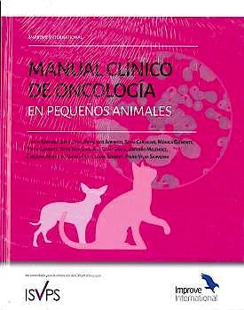 Portada del libro 9788494963629 Manual Clínico de Oncología en Pequeños Animales
