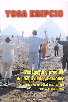 Portada del libro 9788495052865 Yoga Egipcio
