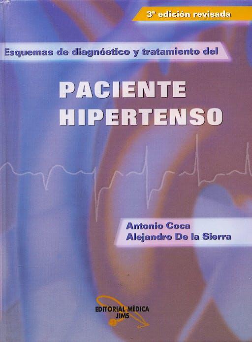 Portada del libro 9788495062314 Esquemas de Diagnostico y Tratamiento del Paciente Hipertenso
