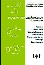 Portada del libro 9788495062505 Diccionario de Farmacos