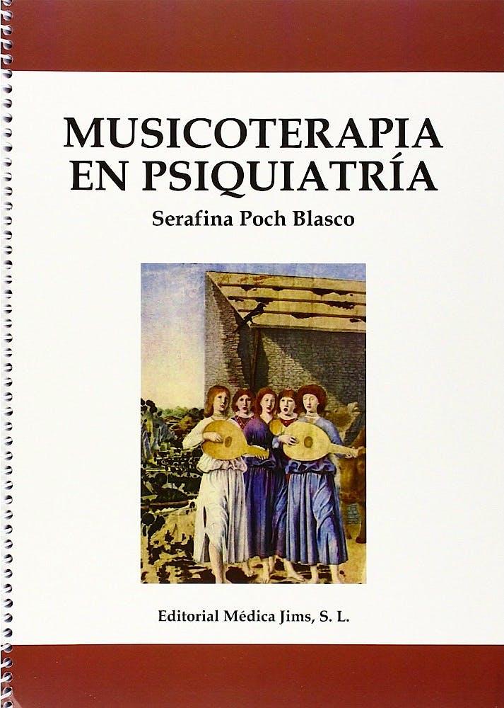 Portada del libro 9788495062642 Musicoterapia en Psiquiatría