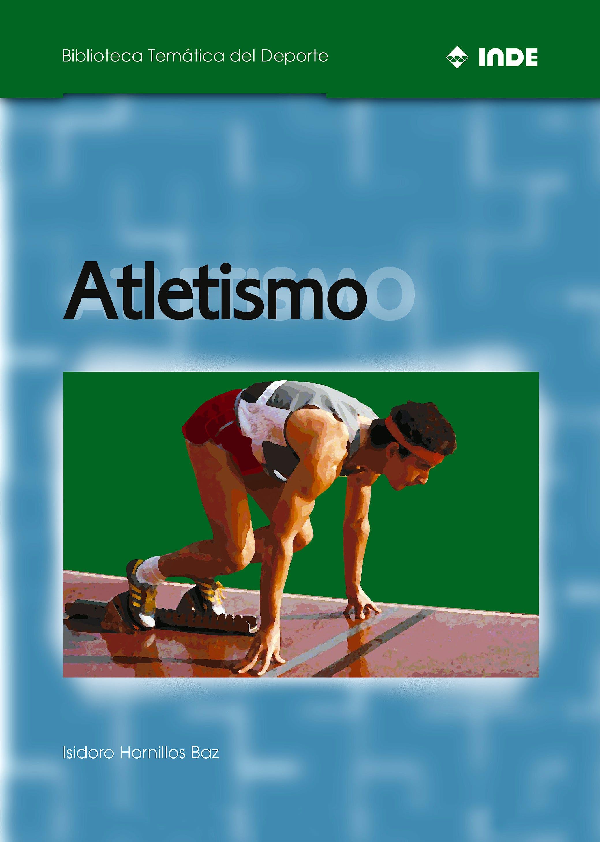 Portada del libro 9788495114211 Atletismo