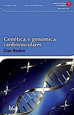 Portada del libro 9788495182715 Genetica y Genomica Cardiovasculares