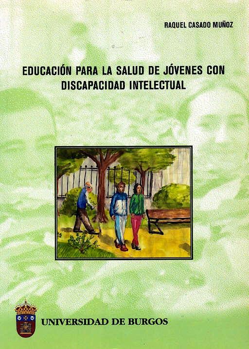 Portada del libro 9788495211514 Educación para la Salud de Jovenes con Discapacidad Intelectual