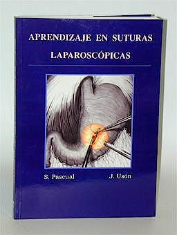Portada del libro 9788495251367 Aprendizaje en Suturas Laparoscopicas