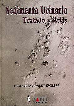 Portada del libro 9788495256232 Sedimento Urinario. Texto y Atlas