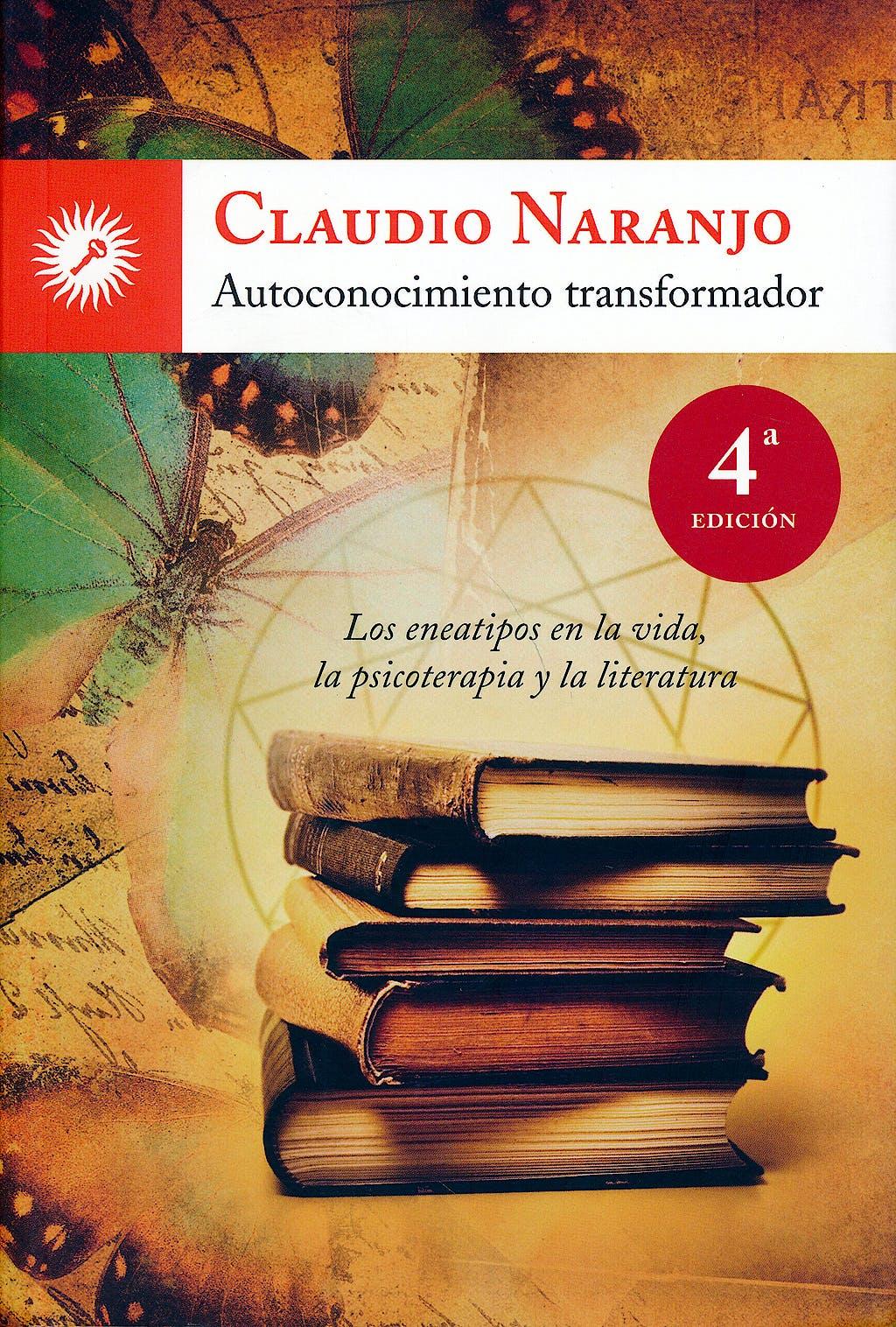 Portada del libro 9788495496805 Autoconocimiento Transformador. los Eneatipos en la Vida, la Psicoterapia y la Literatura