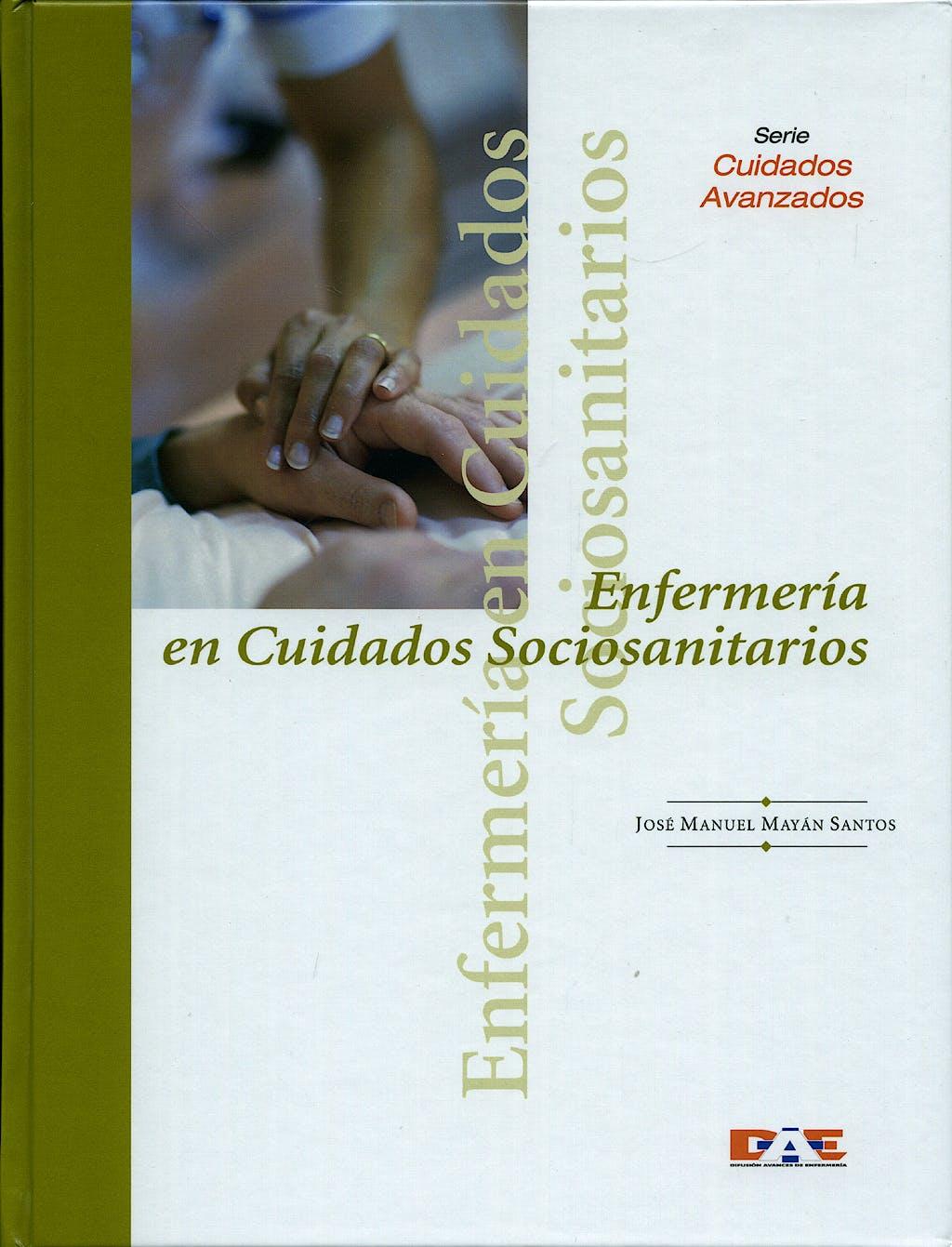 Portada del libro 9788495626509 Enfermeria en Cuidados Sociosanitarios