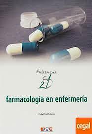 Portada del libro 9788495626790 Farmacología en Enfermería