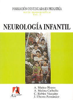 Portada del libro 9788495658432 Formacion Continuada en Pediatria, Vol. 5: Neurologia Infantil