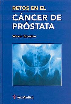 Portada del libro 9788495670090 Retos en el Cancer de Prostata