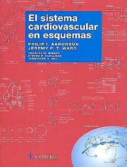 Portada del libro 9788495670106 El Sistema Cardiovascular en Esquemas