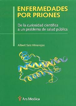 Portada del libro 9788495670175 Enfermedades por Priones