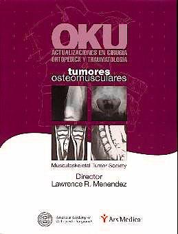 Portada del libro 9788495670229 OKU Actualizaciones en Cirugía Ortopédica y Traumatología. Tumores Osteomusculares