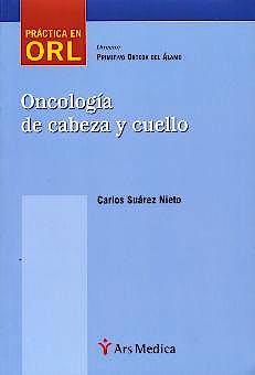 Portada del libro 9788495670243 Oncologia de Cabeza y Cuello