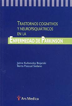 Portada del libro 9788495670328 Tratornos Cognitivos y Neurpsiquiatricos en la Enfermedad de Parkinson