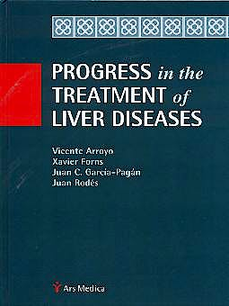 Portada del libro 9788495670472 Progress in the Treatment of Liver Diseases