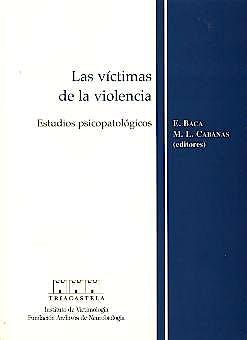 Portada del libro 9788495840080 Las Victimas de la Violencia
