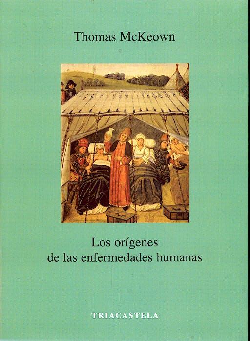 Portada del libro 9788495840257 Los Origenes de las Enfermedades Humanas