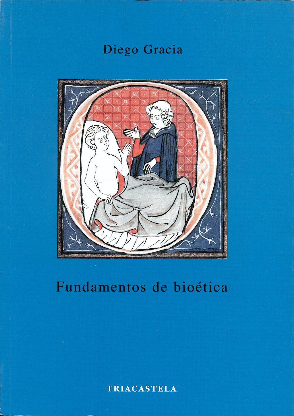 Portada del libro 9788495840332 Fundamentos de Bioética