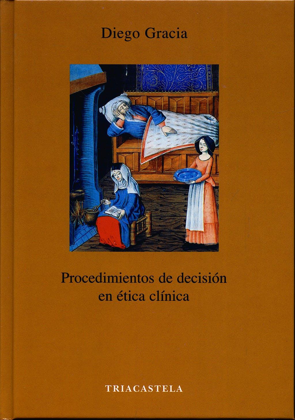 Portada del libro 9788495840349 Procedimientos de Decision en Etica Clinica