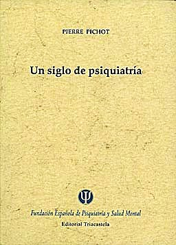 Portada del libro 9788495840523 Un Siglo de Psiquiatria