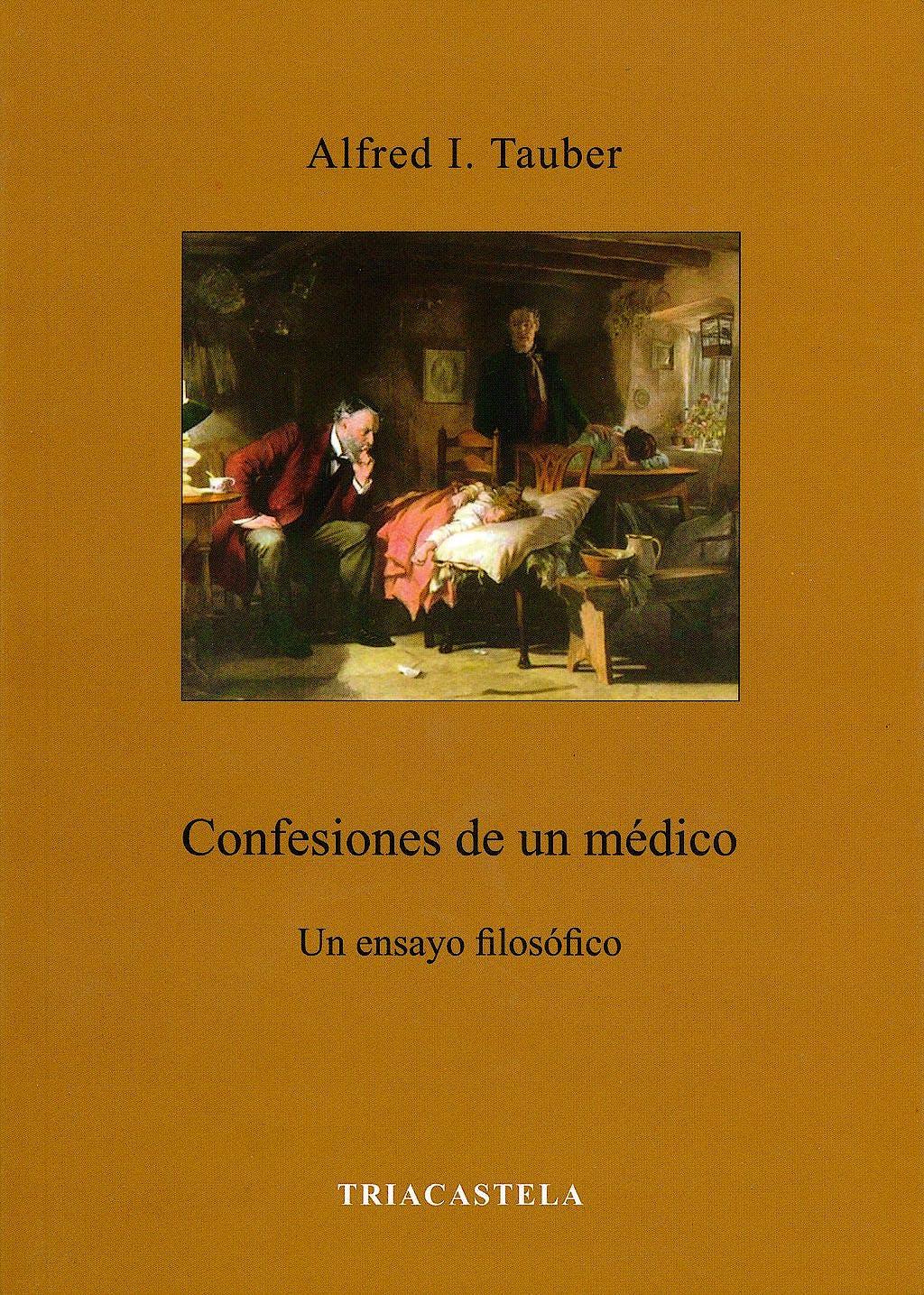 Portada del libro 9788495840608 Confesiones de un Medico. un Ensayo Filosofico