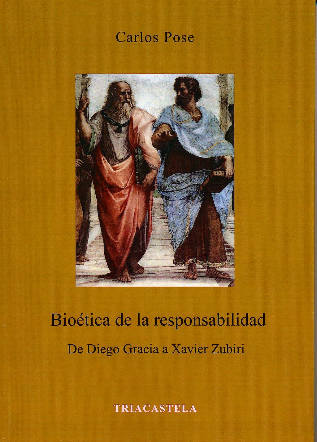 Portada del libro 9788495840615 Bioetica de la Responsabilidad. de Diego Gracia a Xavier Zubiri
