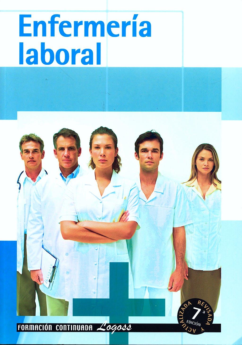 Portada del libro 9788495869210 Enfermeria Laboral