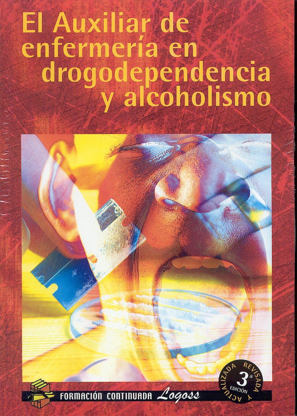 Portada del libro 9788495869661 Auxiliar de Enfermeria en Drogodependencia y Alcoholismo