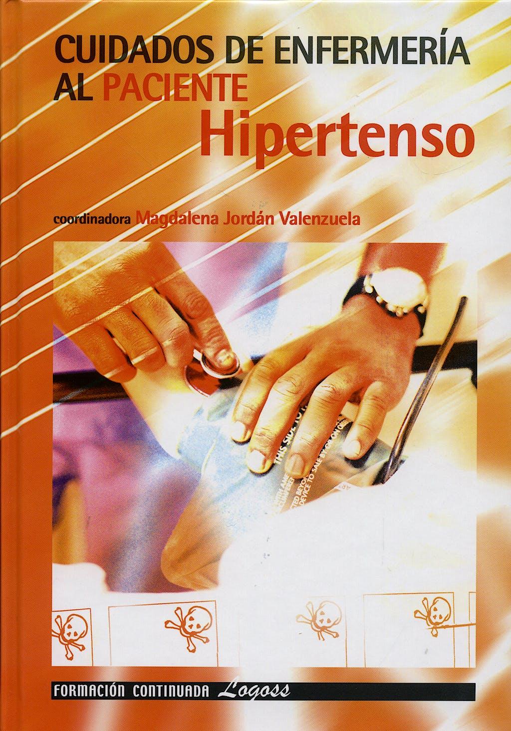 Portada del libro 9788495869722 Cuidados de Enfermeria al Paciente Hipertenso