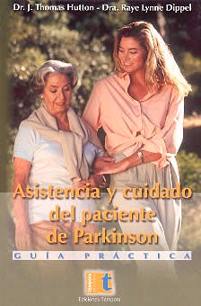 Portada del libro 9788495906212 Asistencia y Cuidado del Paciente de Parkinson. Guía Práctica