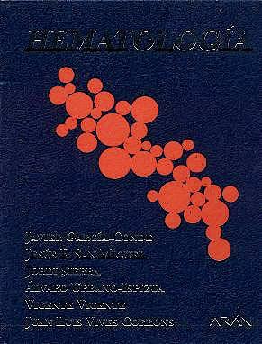 Portada del libro 9788495913234 Hematologia