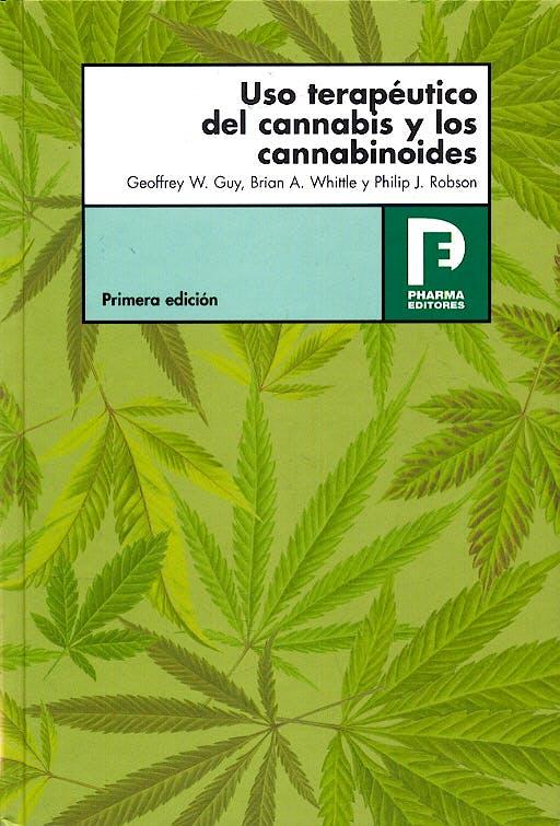 Portada del libro 9788495993083 Uso Terapeutico del Cannabis y los Cannabinoides