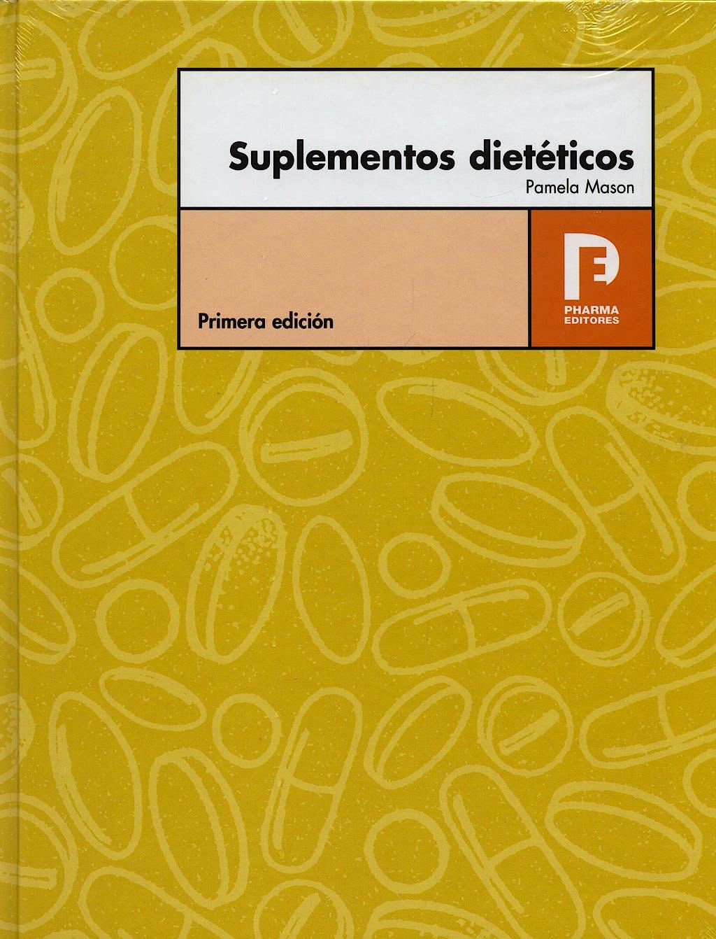 Portada del libro 9788495993090 Suplementos Dietéticos
