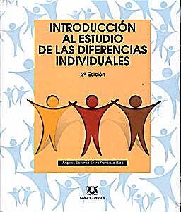 Portada del libro 9788496094505 Introduccion al Estudio de las Diferencias Individuales